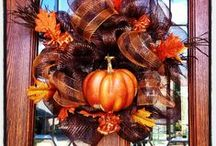Fall & Thanksgiving! / by Lori Moore