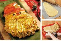 Christmas treats / Christmas recipes, advertising,etc / by Gloria Hanaway