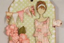 Doll cards & Tags