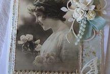 Vintage Cards i have made