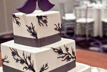 Wedding cakes & cupcakes / by Jennifer Penosky