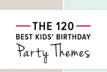 {party ideas} / by Chloe Thorderson Young