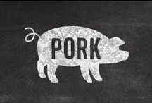 Pork / An ode to all things pork.