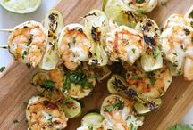 Seafood Recipes / by Lori Moore