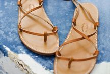 Sandals & Wedges / by Lori Moore