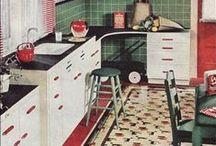 Vintage home / Vintage home decor and inspiration