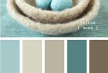 Color Me Happy / Color combos that take out the guess work when decorating.