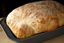 Bread, rolls, cornbread / recipes / by Gloria Hanaway