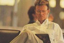 David Bowie / music / by Gloria Hanaway