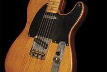 Fender Telecaster(s) / Because you are always eyeing your next Fender axe. Want.