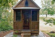 casas diminutas / pieniä taloja, pieniä tiloja