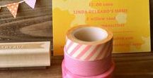 Crafts - Washi Tape / Crafts that use Washi Tape