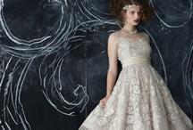 Wedding Gowns / by Allison Biggs