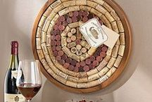 Cork Crafts / I have a webpage on Uses for Wine Corks at http://www.squidoo.com/wine_corks.