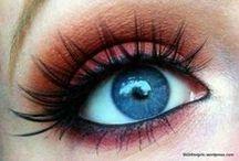 Eyes, Face, Lips
