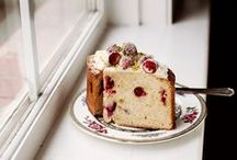 cakes / Beautiful cakes, cupcakes and muffins - many vegan recipes and those featuring alternative flours and sweeteners.