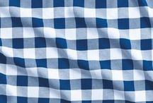 Gingham / Celebrating our brand heritage with our favorite iconic pattern!
