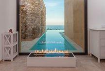 Interiors | Fireplaces