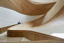 Interiors | Staircases / #Indoor and #outdoor staircases #interiors