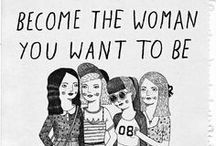 #Womanfesto!