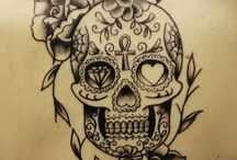 ideas for my still blank canvas / ...because who wants to die naked?