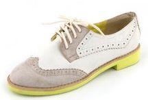 Le Bunny Bleu Romantic & Vintage Flat Shoes / by Hope Lewis