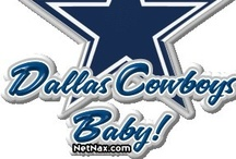 Dallas Cowboys :-) / by Shannon Myers