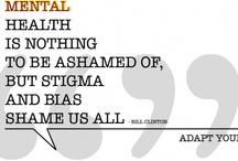 Mental Health Miscellany