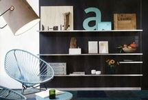 Interiors | Letters & Numbers