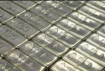 """Silver Bullion / Silver, known as """"poor man's gold"""", is very easy to buy and sell online. Silver bullion can be purchased with a credit card or bank wire, 24 hours a day at GainesvilleCoins.com"""