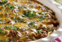 Casseroles / One-Pot, Hot Dish, Pot Luck - whatever you call it call it delish!