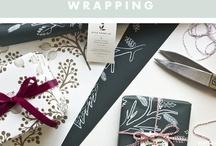 Wrap It Up / by Allison Biggs