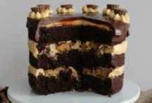 Peanut Butter Goodness / A childhood favorite grows up and hangs out with fun friends like Chocolate, Maple, and Peppers