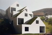 ♥ architecture / Practical and beautiful architecture design