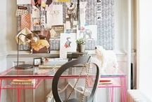 WORK >> Creative Spaces / Dream offices / by Stylish Thought