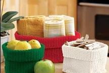 Crochet Home Accessories