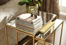 Living room and dining in style / by Nikki Willis