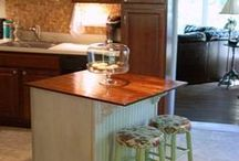 Kitchen Islands - Make One Yourself