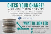 Infographics / Free Precious Metals And Coin-Related Infographics For You To Use And Share.