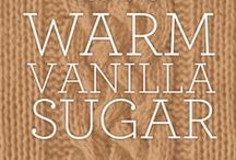 Warm Vanilla Sugar® / Seduction has never been so sweet! Warm Vanilla Sugar® is inspired by the sweet indulgence of sheer florals, vanilla absolute & sandalwood.  / by Bath & Body Works