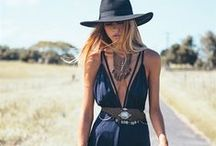 Festival Flair / From boho style to edgy street wear - everything you need to get you through festival season.  / by The Hunt