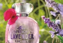 French Lavender & Honey / Bonjour from the French countryside! A romantic bouquet of French lavender, nectarine de Provence & sun-kissed honey.
