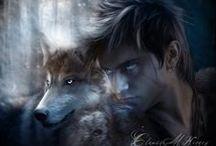 Vampire / Vampire. Schatten und Licht. Welt der Schatten