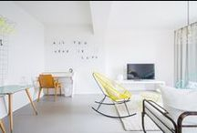 Interiors | Swinging chairs