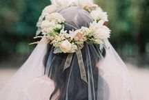 Wedding | Whimsical Floral Crowns