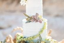 Wedding | Beautiful Cakes / Inspirational board for wedding cakes and cake photography.