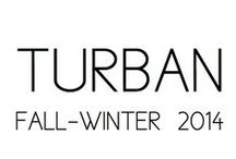 Turban / Fall-Winter 2014-15 / DONIA ALLEGUE - Parisian House of Turbans Millinery Made in France http://www.doniaallegue.com