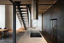 Interiors | Black & Wood