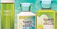 Tahiti Island Dream / Our dreamiest summer scent!