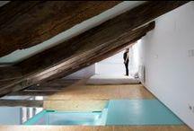 Interiors | Attics, Penthouses & Mansards